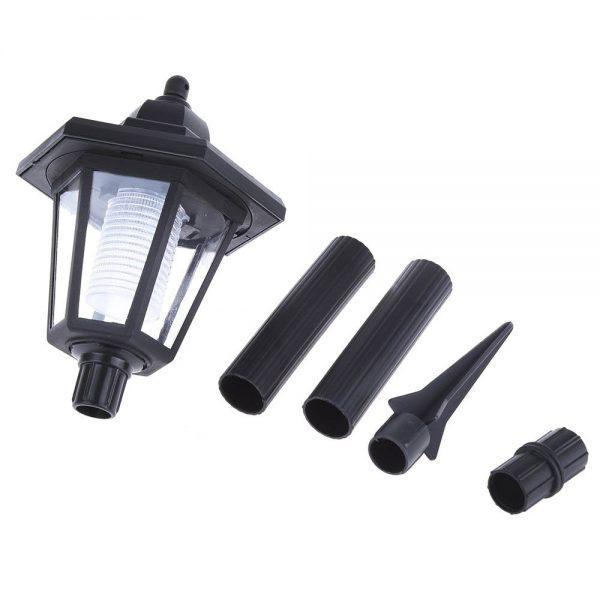 lampe borne solaire led