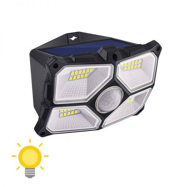 lampe led solaire terrasse