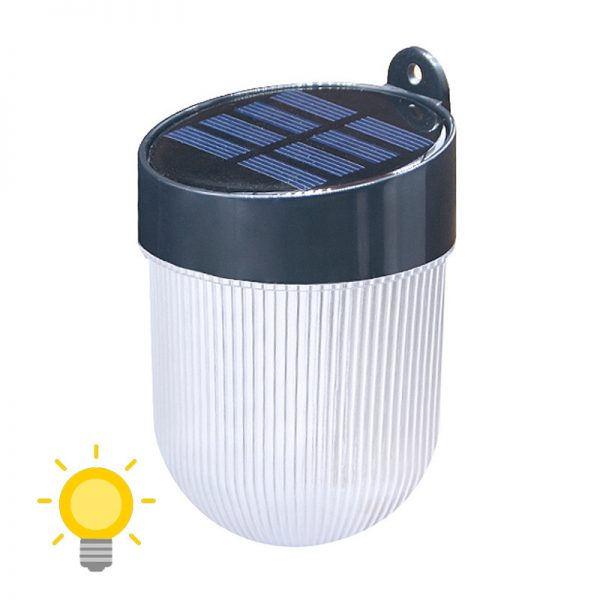 lampe murale solaire jardin