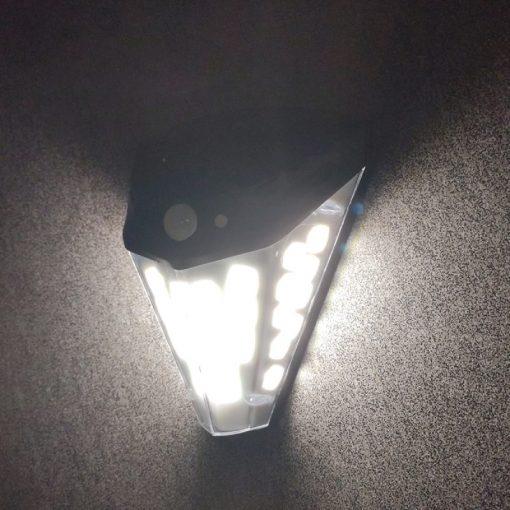 lampe murale solaire led exterieur