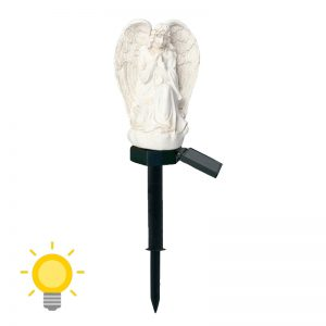 lampe solaire ange