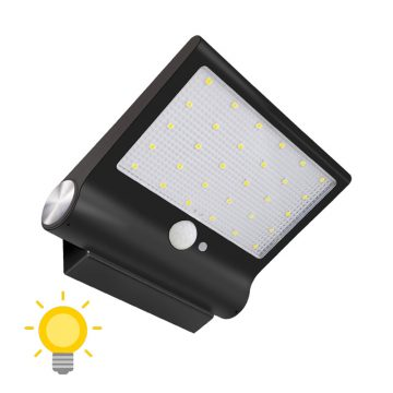 lampe solaire magnetique