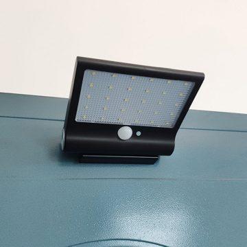 lampe solaire magnetique exterieur