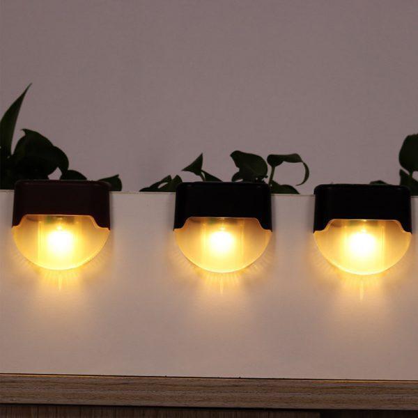 lampe solaire pour marche etanche