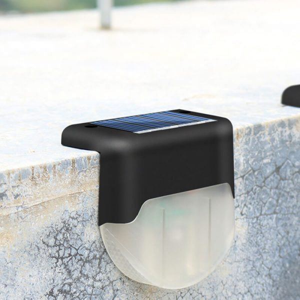 lampe solaire pour marche led