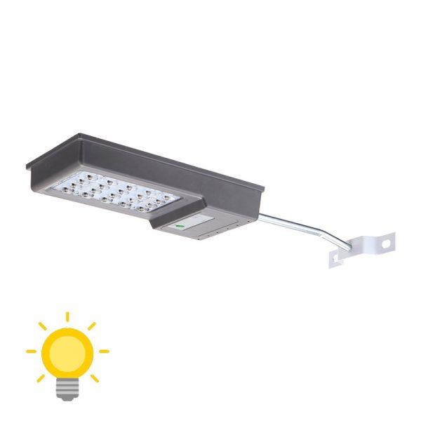 lampe solaire puissante avec détecteur