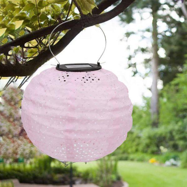 lanterne chinoise exterieur solaire led