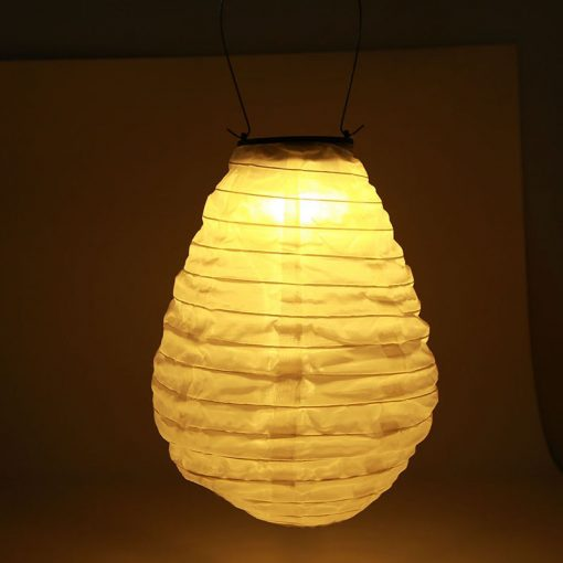 lanterne chinoise led solaire terrasse