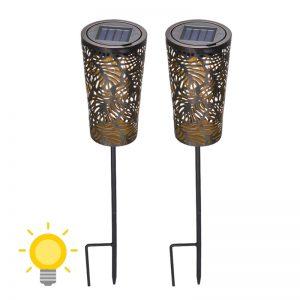 lanterne extérieur led solaire