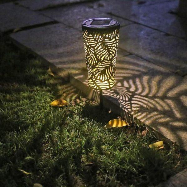 lanterne exterieur led solaire terrasse