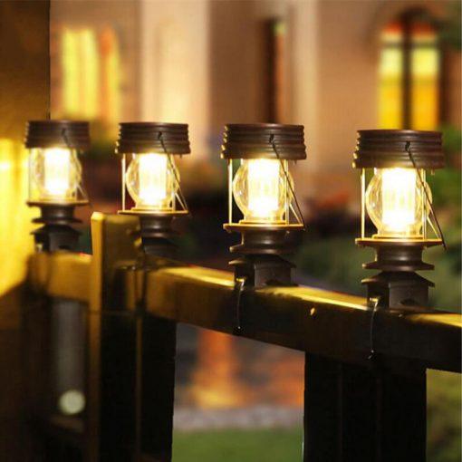 lanterne solaire a poser ou a suspendre exterieur