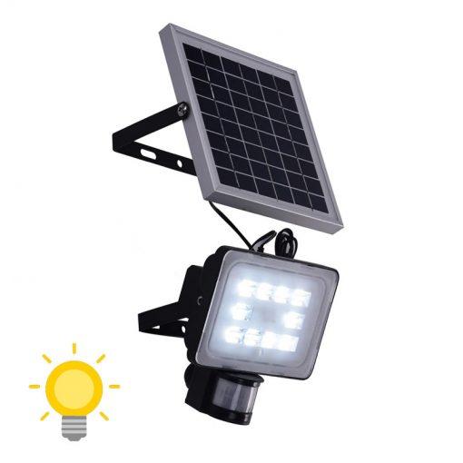 projecteur exterieur solaire haute puissance