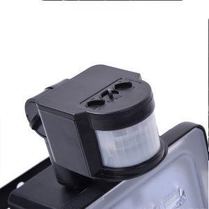 projecteur exterieur solaire haute puissance detecteur