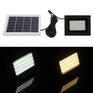 projecteur led solaire jardin detecteur