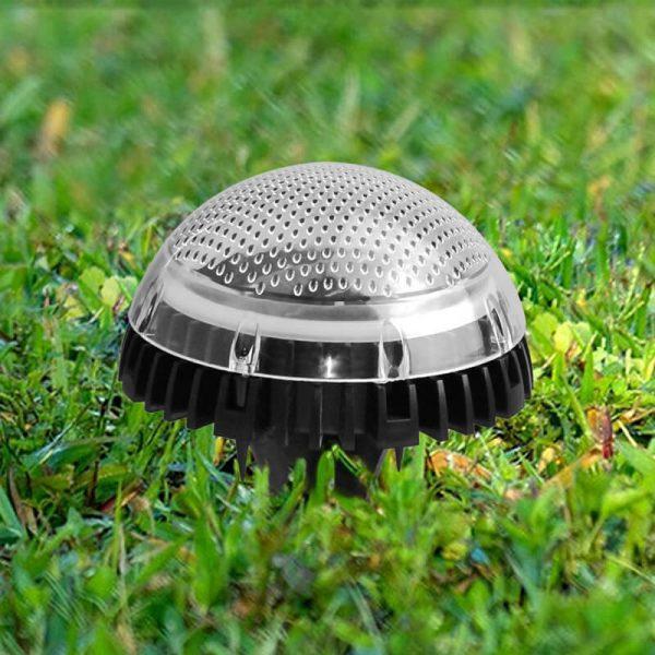 spot encastrable solaire jardin étanche