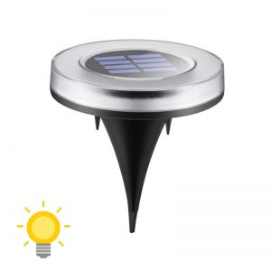 spot led exterieur encastrable etanche solaire