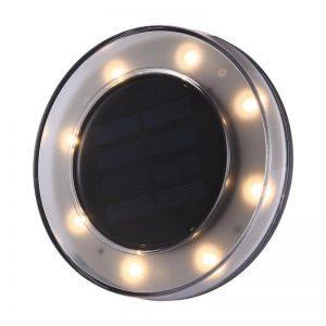spot led exterieur encastrable etanche solaire pas cher