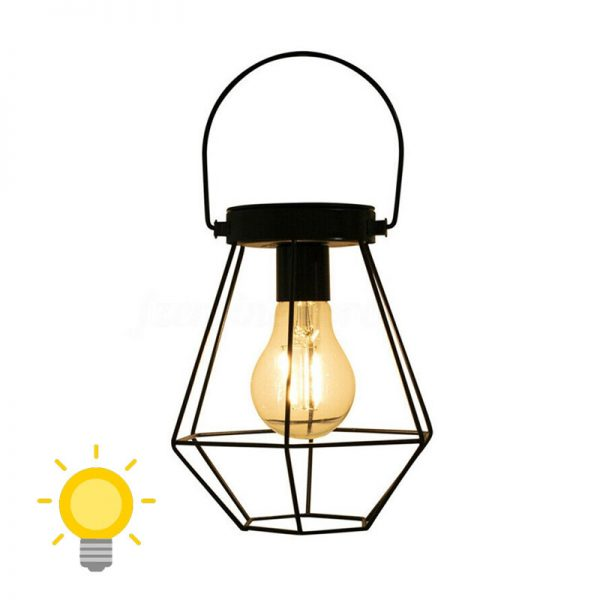 ampoule solaire exterieur a suspendre