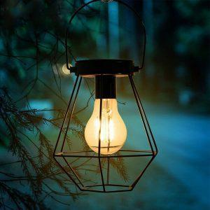 ampoule solaire exterieur a suspendre puissante