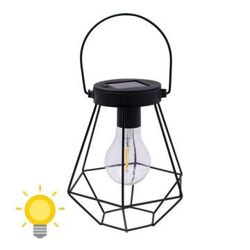 ampoule solaire exterieur a suspendre terrasse