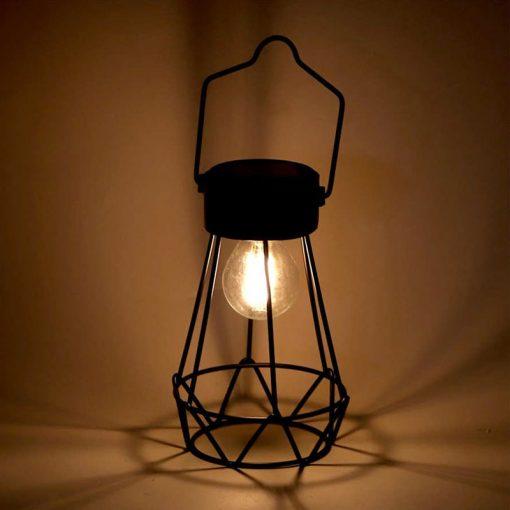 ampoule suspendue solaire puissante
