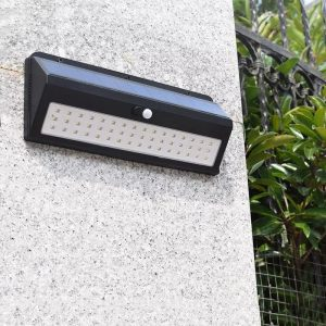 applique a detection solaire exterieur
