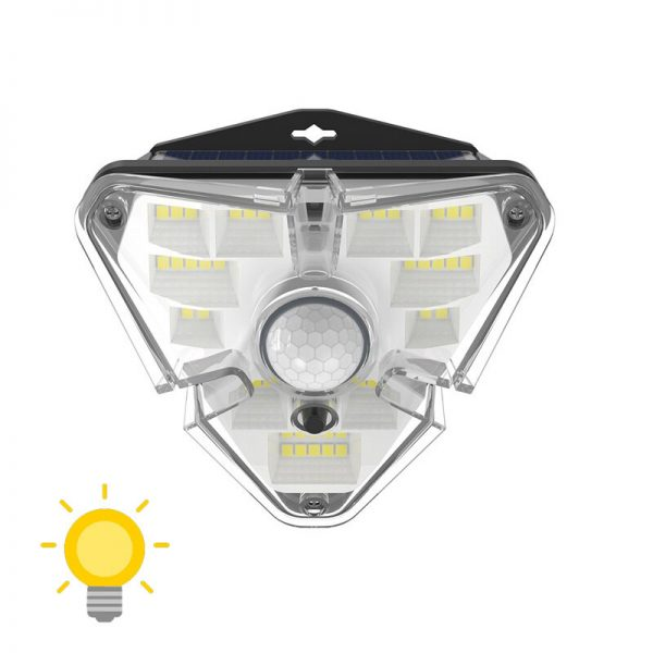 applique exterieur led avec detecteur de mouvement solaire