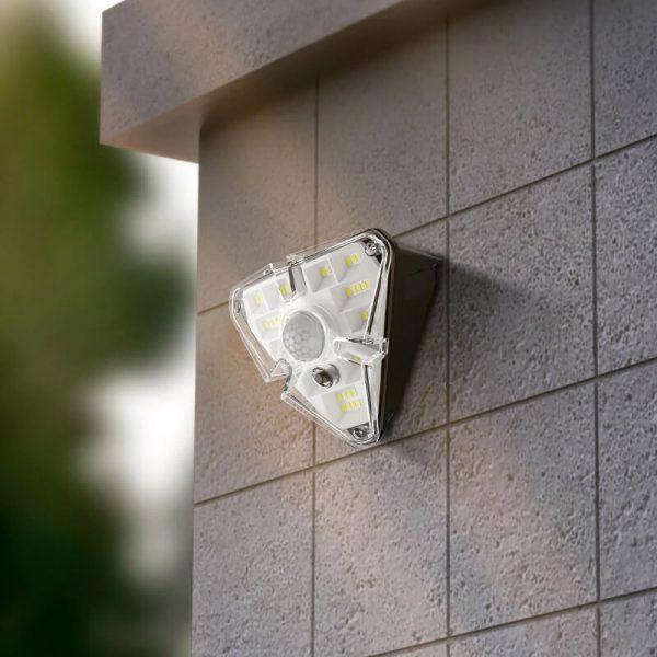 applique exterieur led avec detecteur de mouvement solaire puissante