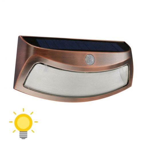 applique exterieur solaire vintage