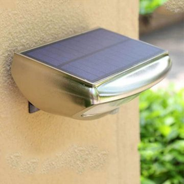 applique murale solaire exterieur avec detecteur puissante