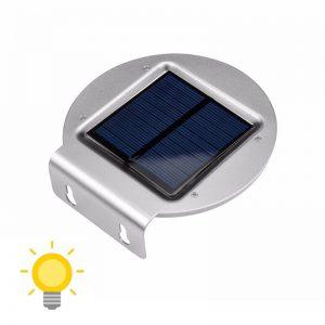 applique solaire exterieure avec detecteur autonome