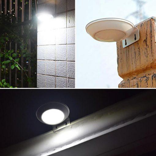applique solaire exterieure avec detecteur led