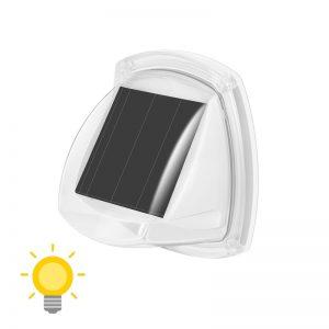 applique solaire imperméable sans fil