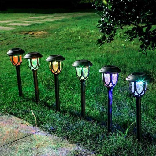 borne solaire led couleur exterieur min