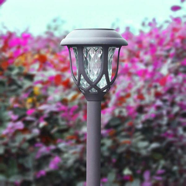 borne solaire led couleur pas cher