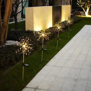 decoration lumineuse solaire jardin qualite