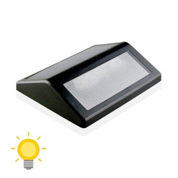 eclairage marche escalier exterieur solaire