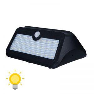 eclairage solaire exterieur avec detecteur