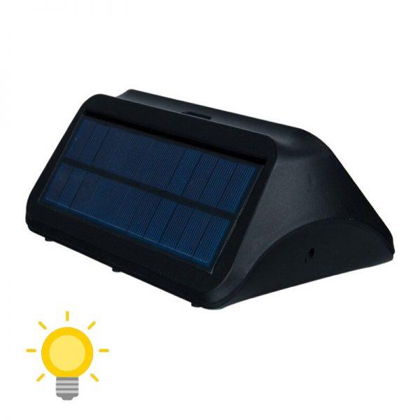 eclairage solaire exterieur avec detecteur pas cher