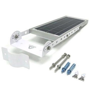 lampadaire solaire avec detecteur mouvement autonome