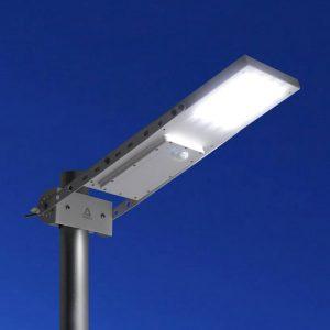 lampadaire solaire avec detecteur mouvement exterieur