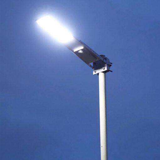 lampadaire solaire pour eclairage exterieur etanche