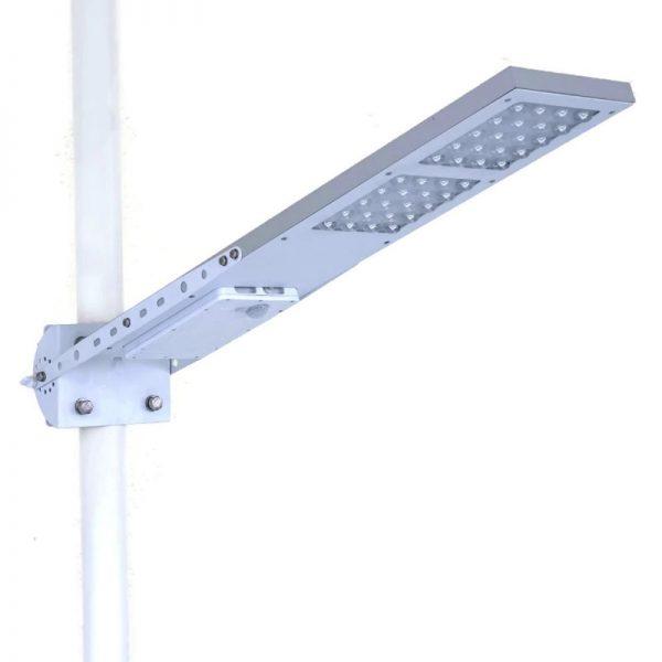 lampadaire solaire pour eclairage exterieur puissant