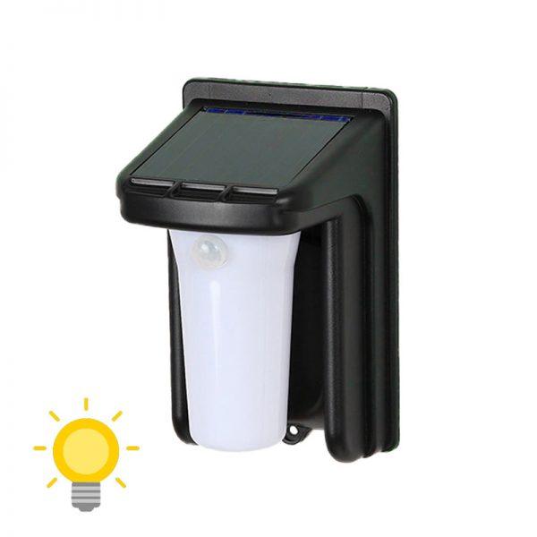 lampe detecteur de mouvement exterieur solaire