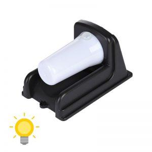 lampe detecteur de mouvement exterieur solaire murale