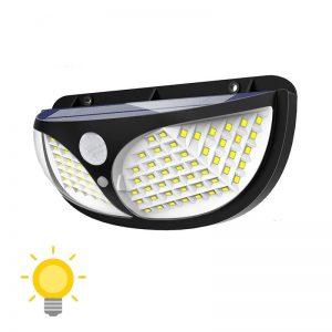 lampe exterieure autonome led a energie solaire