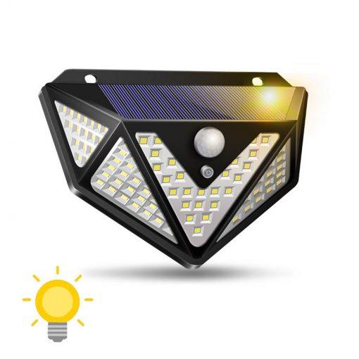 lampe led solaire pour terrasse