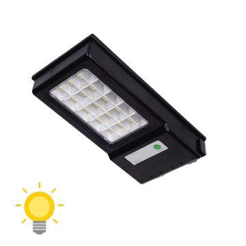 lampe solaire dextérieur avec détecteur de mouvement