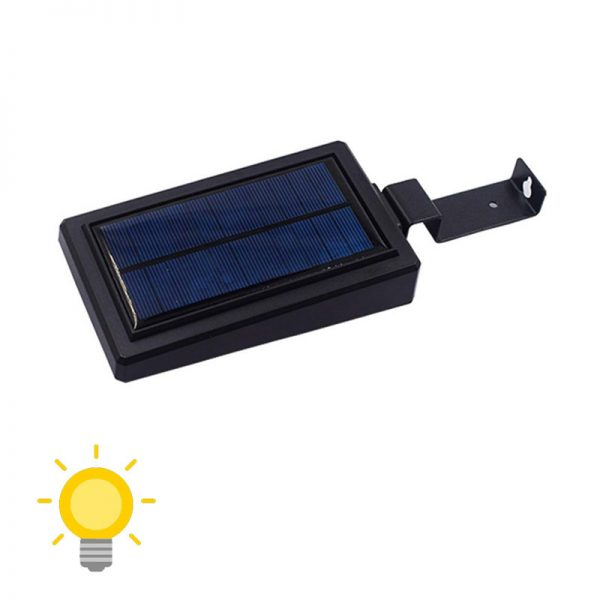 lampe solaire pour clôture