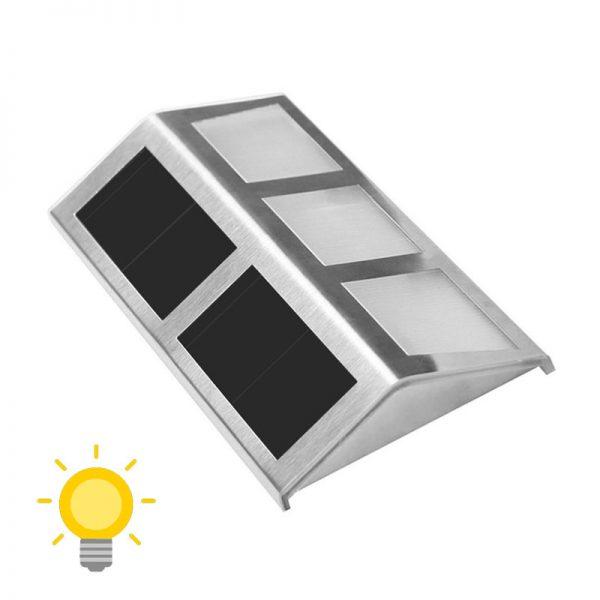 lampe solaire pour escalier